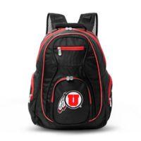 University of Utah Laptop Backpack in Black