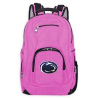 Penn State Laptop Backpack in Pink