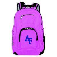 United States Air Force Academy Laptop Backpack in Pink