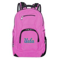 UCLA Laptop Backpack in Pink