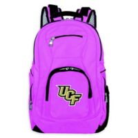 University of Central Florida Laptop Backpack in Pink