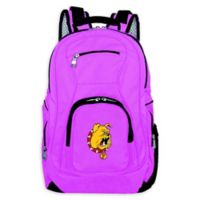 Ferris State University Laptop Backpack in Pink