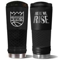 NBA Sacramento Kings 24 oz. Powder Coated STEALTH Draft Tumbler