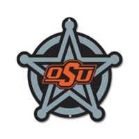 Oklahoma State University 12-Inch x 12-Inch Laser Cut Street Sign