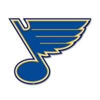 NHL St. Louis Blues 12-Inch x 10-Inch Laser Cut Street Sign