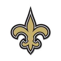 NFL New Orleans Saints 9-Inch x 11-Inch Laser Cut Street Sign