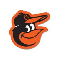 MLB Baltimore Orioles 11-Inch x 13-Inch Laser Cut Street Sign