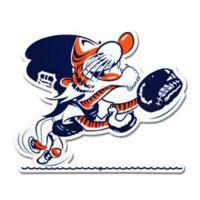 MLB Detroit Tigers Catcher Kitty Logo 12-Inch x 12-Inch Laser Cut Street Sign