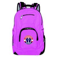 NBA Washington Wizards 19-Inch Laptop Backpack in Pink