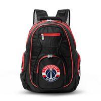 NBA Washington Wizards 19-Inch Laptop Backpack in Black