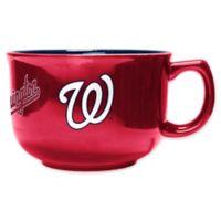 MLB Washington Nationals 32 oz. Ceramic Soup Mug