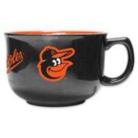 MLB Baltimore Orioles 32 oz. Ceramic Soup Mug