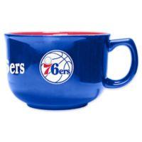 NBA Philadelphia 76ers 32 oz. Ceramic Soup Mug