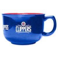 NBA Los Angeles Clippers 32 oz. Ceramic Soup Mug