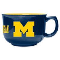 University of Michigan 32 oz. Ceramic Soup Mug