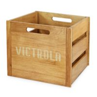 Victrola™ Record and Vinyl Crate