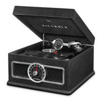 Victrola™ Nostalgic 5-in-1 Vinyl Record Player in Black