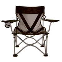 TravelChair® Company Mesh Beach Chair with Carrying Case in Black