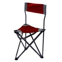 TravelChair® Company Ultimate Slacker 2.0 Folding Stool in Red