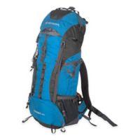 Stansport® 50-Liter Internal Frame Backpack in Blue