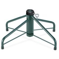 National Tree 16-Inch Folding Metal Tree Stand in Green