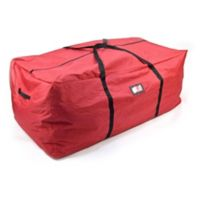 Northlight® 40-Inch Holiday Décor Storage Bag in Red