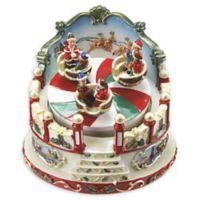 Northlight® 5-Inch Christmas Teacup Ride Animated Music Box