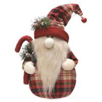 Northlight Tabletop Santa Gnome in Red