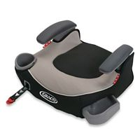 Graco® Affix™ Backless Booster Seat with Latch System in Pierce™