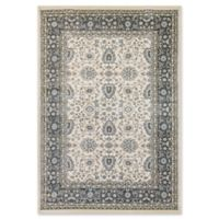 Dynamic Rugs® Yazd Kashan 2' x 3'6 Area Rug in Ivory/Grey
