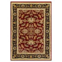 Dynamic Rugs® Yazd Oushak 2' x 3'6 Area Rug in Red