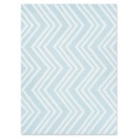 Safavieh Kids® Chevron 5' x 7' Hand Tufted Area Rug in Mint
