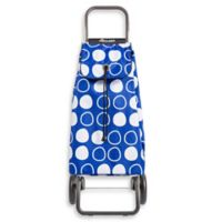 Rolser Symbol Shopping Trolley in Blue