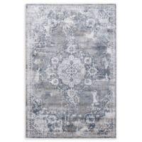 "Dynamic Rugs® Bazaar 7'10"" X 10'10"" Powerloomed Area Rug in Cream/grey"