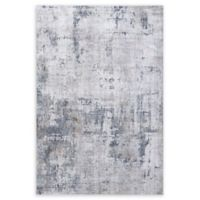 "Dynamic Rugs® Narvik 5'3"" X 7'7"" Powerloomed Area Rug in Light Grey"