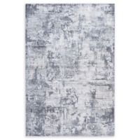 "Dynamic Rugs® Arendal 6'7"" X 9'6"" Powerloomed Area Rug in Cream/grey"