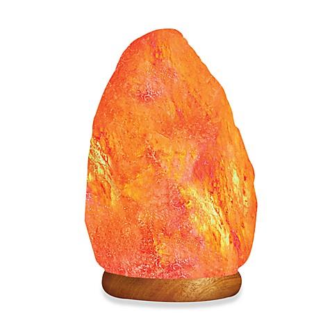 Himalayan Light Ionic Natural Salt Crystal Lamp