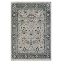 "Dynamic Rugs® Agra 7'10"" X 10' Powerloomed Area Rug in Beige"