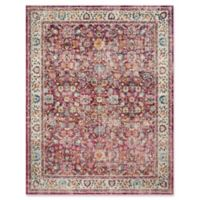 Safavieh Merlot Felix 9' x 12' Area Rug in Red