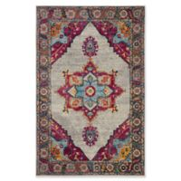 Safavieh Merlot Fletcher 4' x 6' Area Rug in Cream