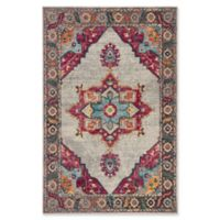 Safavieh Merlot Fletcher 6'7 x 9' Area Rug in Cream
