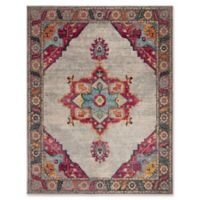 Safavieh Merlot Fletcher 8' x 10' Area Rug in Cream