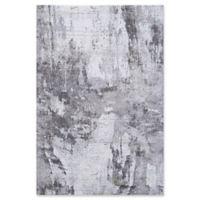 """Dynamic Rugs® Helsinki 9'2"""" X 12'10"""" Powerloomed Area Rug in Grey"""
