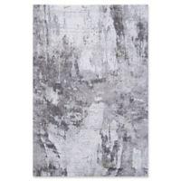 """Dynamic Rugs® Helsinki 2' X 3'5"""" Powerloomed Area Rug in Grey"""