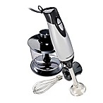 Hamilton Beach® Two-Speed Hand Blender with Chopping Bowl