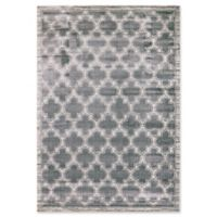Dynamic Rugs® Yazd Classic Tiles 2' x 3'6 Area Rug in Grey/Ivory