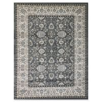 Dynamic Rugs® Yazd Kashan 2' x 3'6 Area Rug in Grey/Ivory