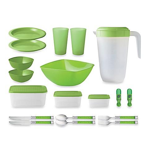 Essential Kitchen 23 Piece Starter Set