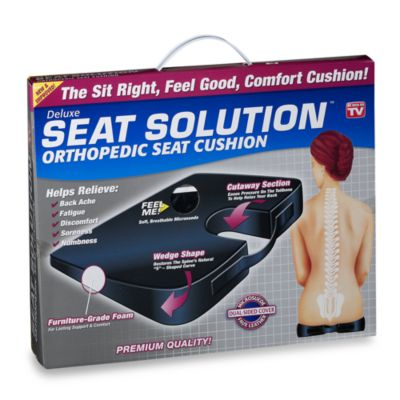 Buy Seen On Tv Seat Cushion From Bed Bath Amp Beyond