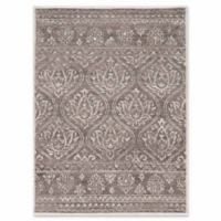 Linon Home Panache Lila Rug in Grey